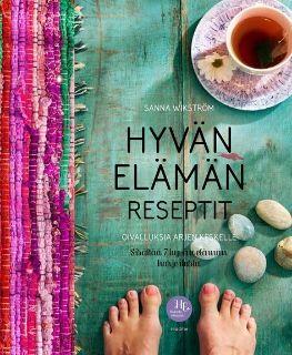 Hyvän elämän reseptit -kirja